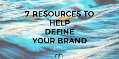 blog image 7 resources to help define your brand